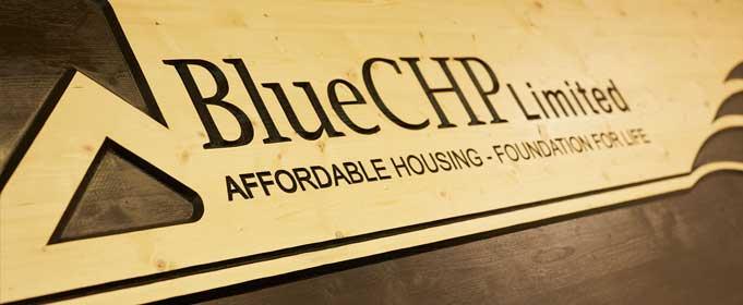 BlueCHP announces successful bidder for tenancy management services